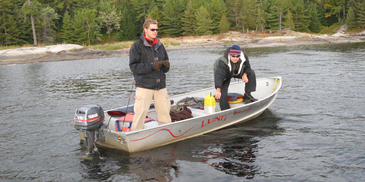 French River Fishing Regulations